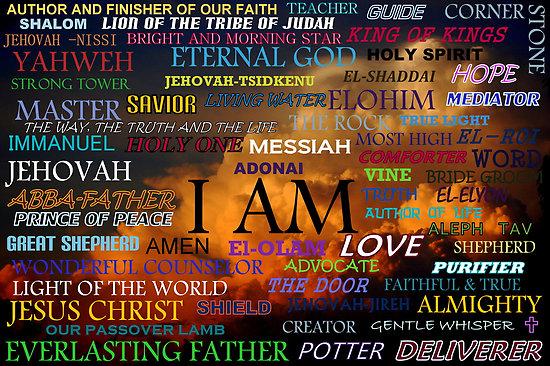 Lion Of Judah - Names of God