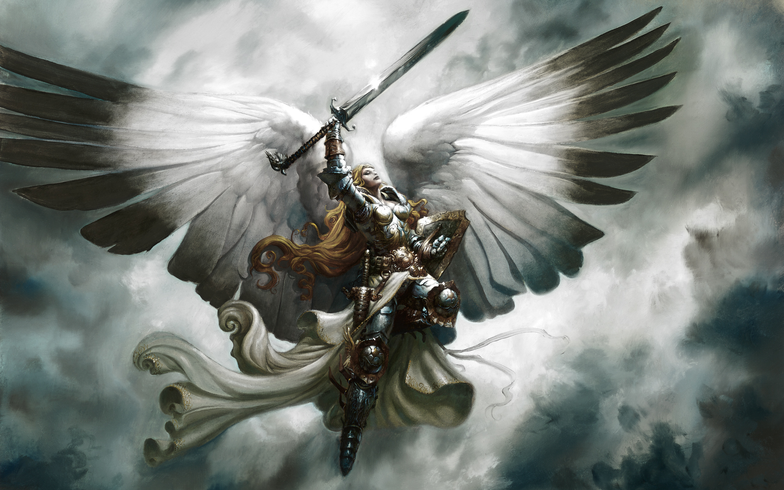 Arch Angel Michael the Warrior